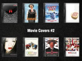 Movie Cover Icons 2 by fruit4dinner