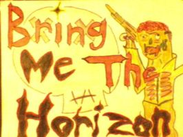 Bring me the horizon drawing by Rosaline16