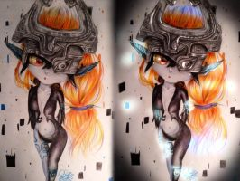 Midna by PhinabellaPhan