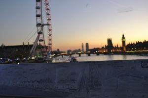 Westminster at night by LoveSexAndDrugs