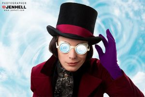 Daniel goes Wonka III by JenHell66