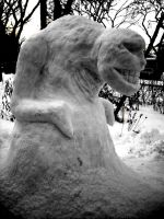 Dead Hand Snowman by Billy-008
