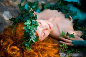 Poison Ivy by ormeli
