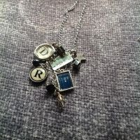 Doctor Who necklace by MedeaSmyke