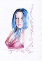 Alissa White Gluz by M-lovedAngel