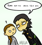 Creepy Loki's Meme by Catmintleaf