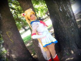 Super Sailor Moon (January 26) by Conejita-de-la-Luna