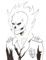Ghost Rider by mateussanchessouza