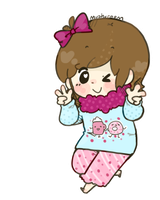 pajama party!! :CO: by mushuroom