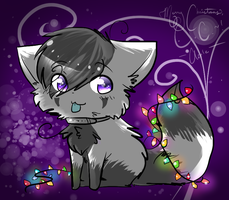 Christmas Lights by Apple-Neko