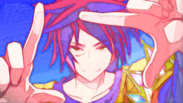Sora wallpaper No Game No Life #Eubest by eubest
