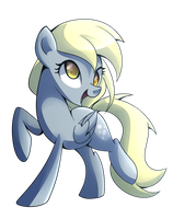 Derpy by Left2Fail