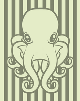 Octopus Logo by FigBeater