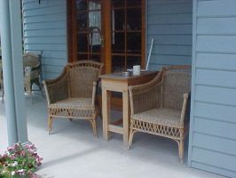 back yard chairs by ashlee7307