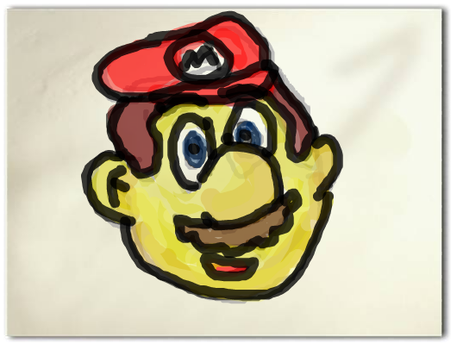 Its-a Him, Mario by Marioman-64