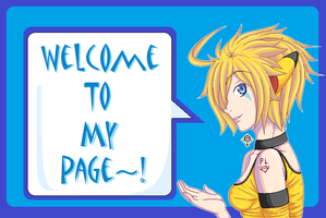 .: Welcome, Friends ouob :. by NerinSerene