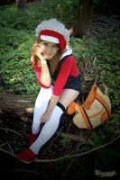 Pokemon Trainer Cosplay by Akuryou666