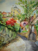 Castelnaud by p-e-a-k