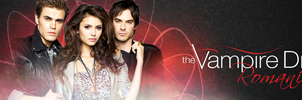 the vampire diaries banner by lovewillbiteyou