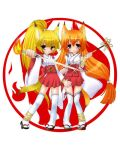 Inari Sisters by tickledpinky
