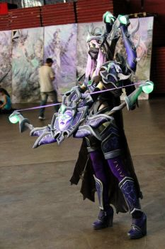 Heroes of the Storm - Master Sylvanas (4) by Feyische