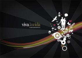 Viva la Vida. Enjoy the Life by Novaker