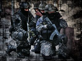 Special unit by pruad