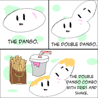 Dango Contest Entry by Yarrum