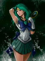 HD Sailor Neptune by raimy329