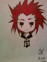 my verson of axel by kasperblack