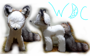 New WDC signature? (sneak peek at a new product) by okami-wildclaw