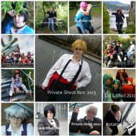 Three years of Cosplay by Stary-dragonlover