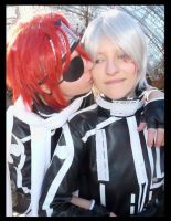 DGM - Kiss on the cheek by CookieNatsu