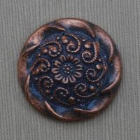 Bronze Cabochon Stock by chamberstock
