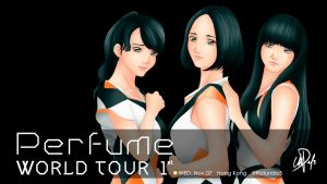 Perfume WORLD TOUR 1st 16:9 by XCurarpiktX