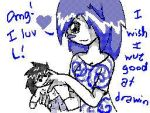 Old Ugly Edit Me I Did In Late 7th/Early 8th Grade by Neko442