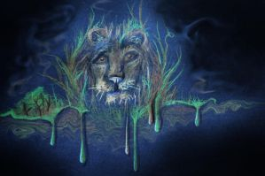 Lion of zion by Atoook