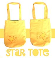 Starry Tote by Toasts