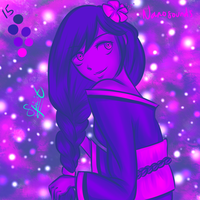 100 Colour Pallete Challenge: Nanosounds, 15. by kuraikitsune13