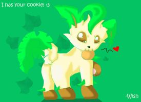 I Has Your Cookie :3 by Wish-Makers