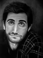 Jake Gyllenhaal by Fascalia