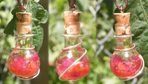 Magic Vial - Summer Glow by Izile