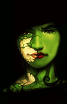 Elphaba the Wicked by HonG-t