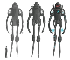 Robot 01 Evolution by AdaBerry