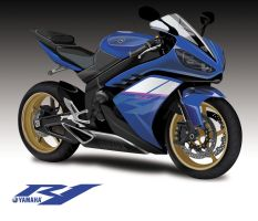 YaMaHa YzF-R1 VeCtOr by ehyan