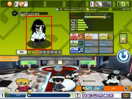 GetAmped 2-Jeff the killer skin by Kathy-the-echidna