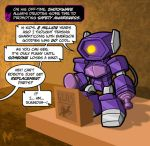 Lil Formers - Shockwave II by MattMoylan