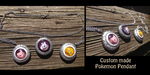 Custom Pokemon Pendants by Red-Bunn3h