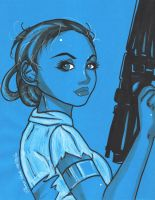 Padme sketch 051810 by raccoon-eyes