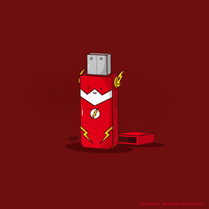 The Flash by NaBHaN